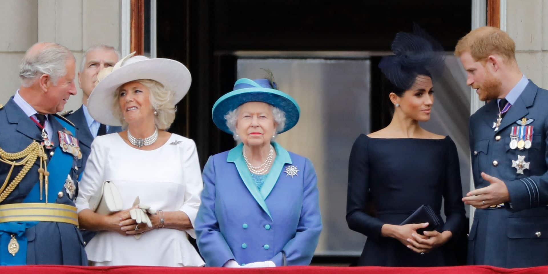 Meghan et Harry: Elizabeth II a un plan pour court-circuiter leur interview choc