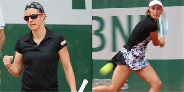 Roland-Garros: Flipkens se qualifie, Mertens bien partie face à Lepchenko mais le match se finira mardi! - La Libre