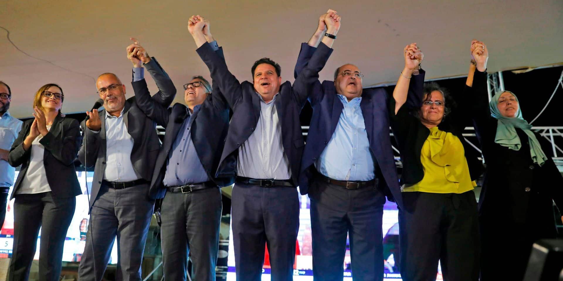 """Comment les Arabes d'Israël ont favorisé la défaite de """"Bibi"""""""