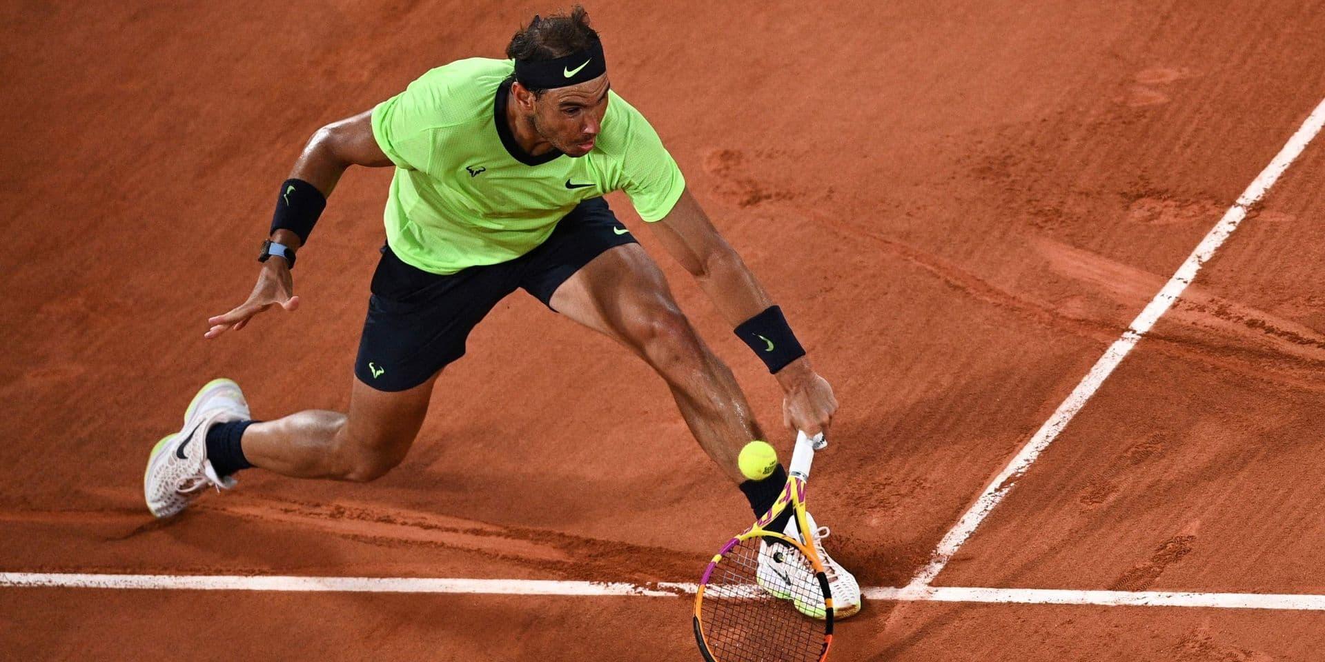 Rafael Nadal écarte Richard Gasquet en trois sets, plus aucun Français dans le tournoi !