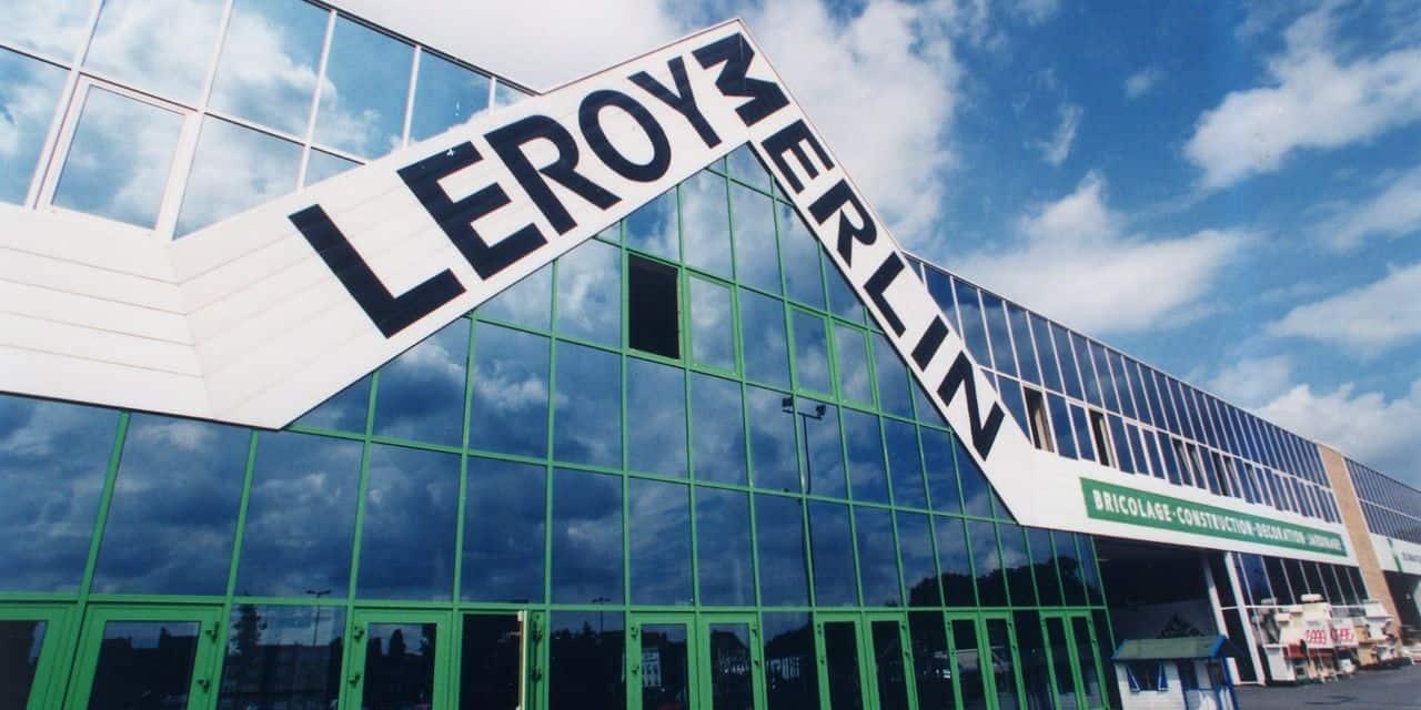 La maison-mère de Leroy Merlin cède les murs de 42 magasins pour 500 millions d'euros