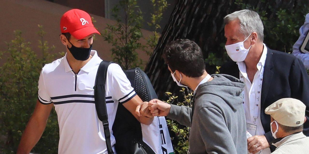 Sinner, un défi d'entrée pour Djokovic à Monte-Carlo