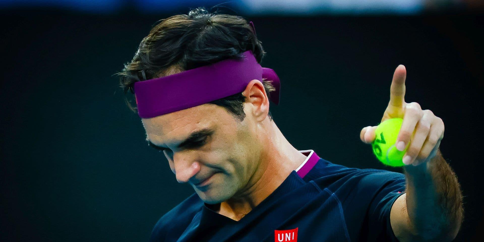 """Roger Federer s'exprime sur sa longue absence: """"J'espère que je serai encore capable de jouer"""""""
