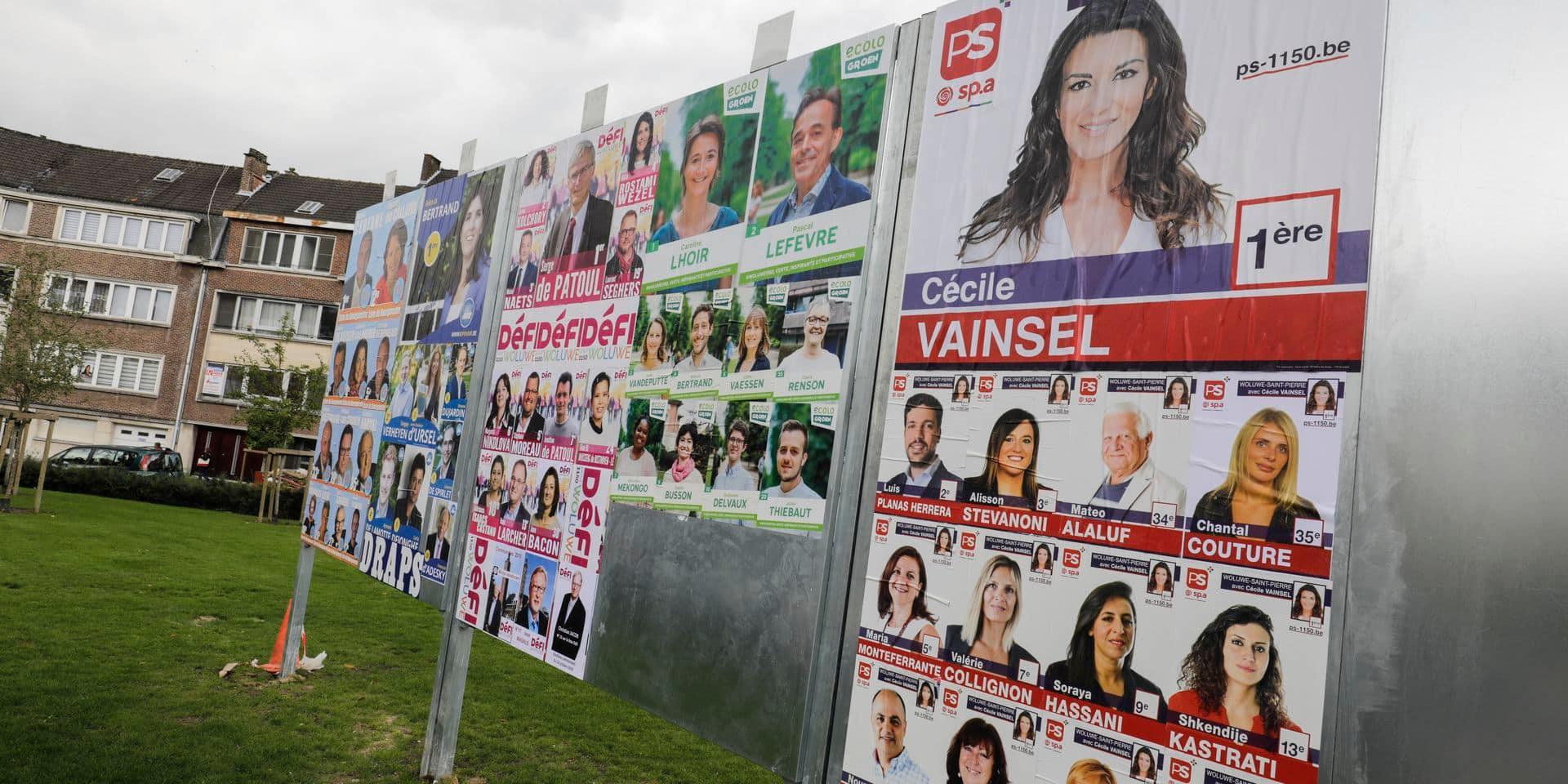 La bataille électorale à Woluwe-Saint-Pierre vire au pugilat