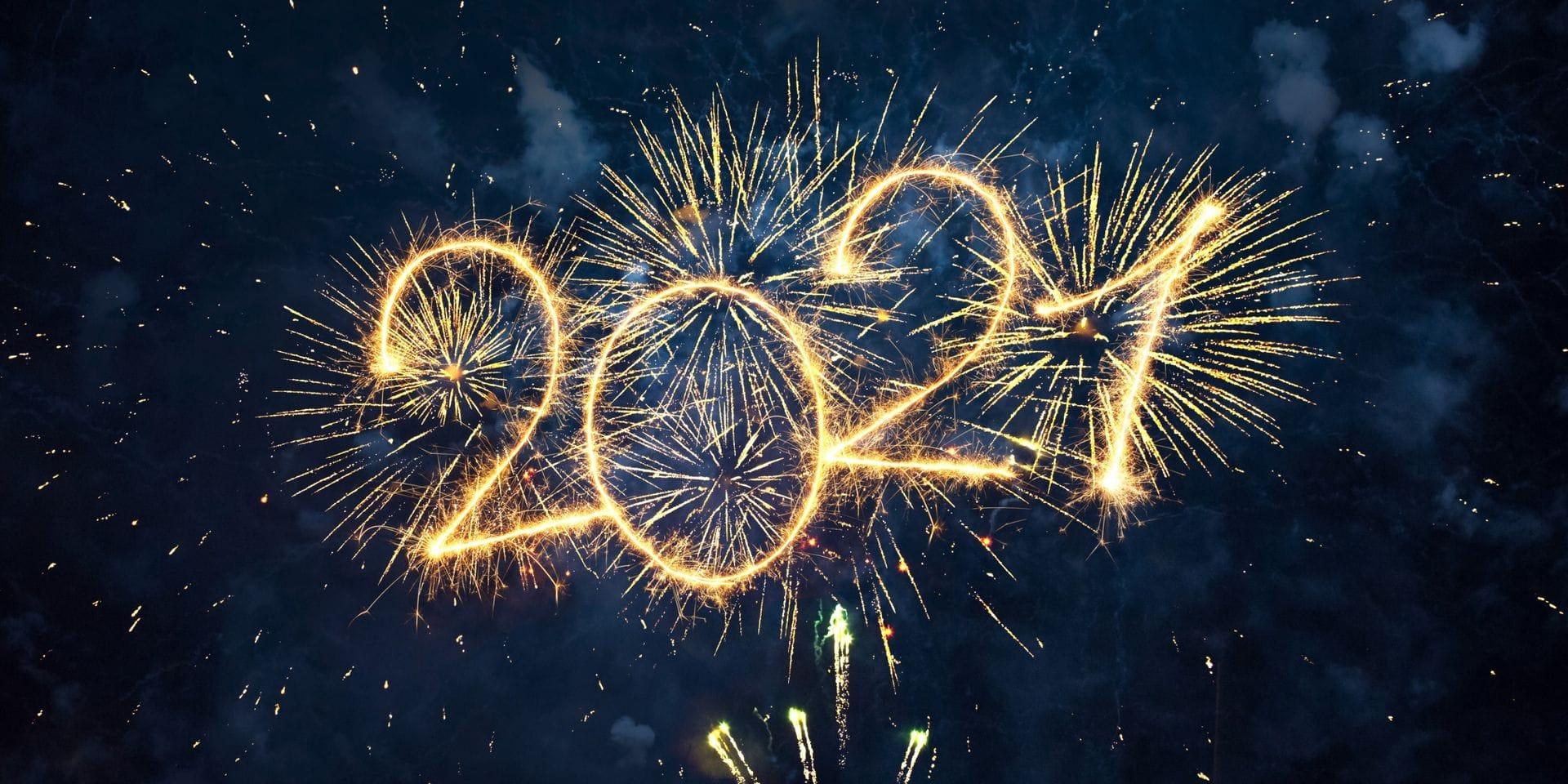 La Libre vous souhaite une bonne année 2021 - La Libre
