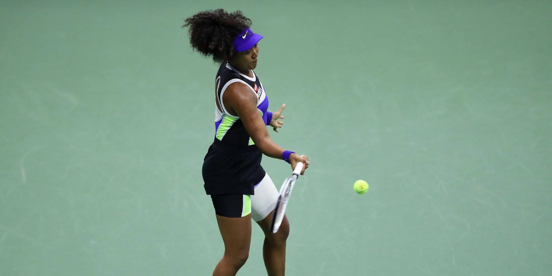 US Open: Naomi Osaka retrouve les demi-finales, Pablo Carreno qualifié également chez les hommes
