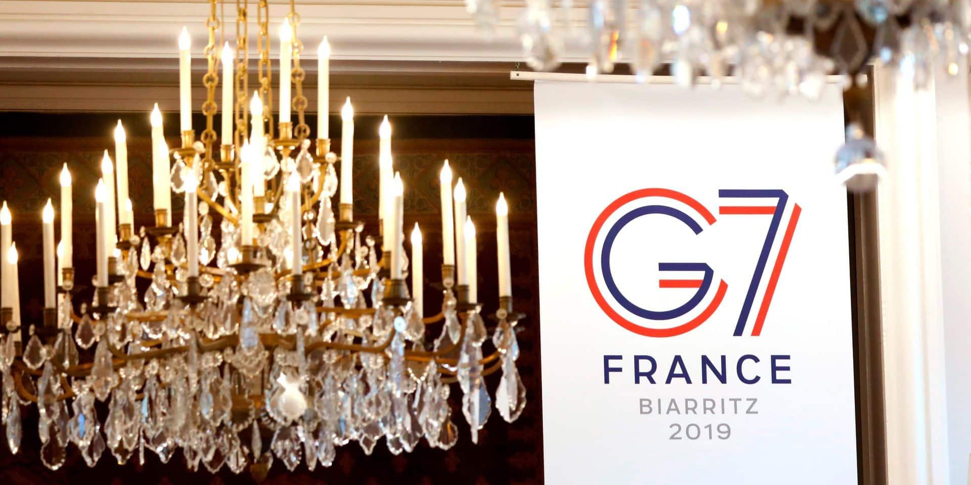 """G7: un dispositif de sécurité """"extrêmement lourd"""" et """"inédit"""" à Biarritz"""