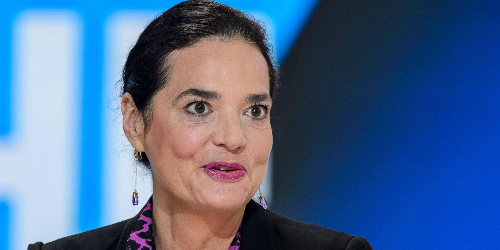 """Présidence du MR: Christine Defraigne dévoile le candidat """"plus humain et plus sincère"""" qu'elle soutiendra"""