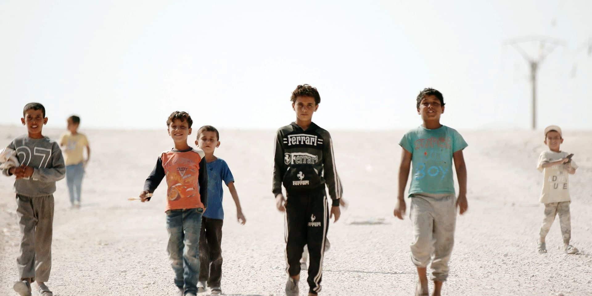 Aujourd'hui, ces jeunes sont retenus dans des camps de déplacés dans le nord-est de la Syrie, dans la région de Mossoul et au Kurdistan irakien.