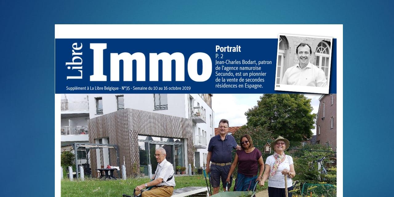 Libre Immo: les seniors, une cible immobilière émérite