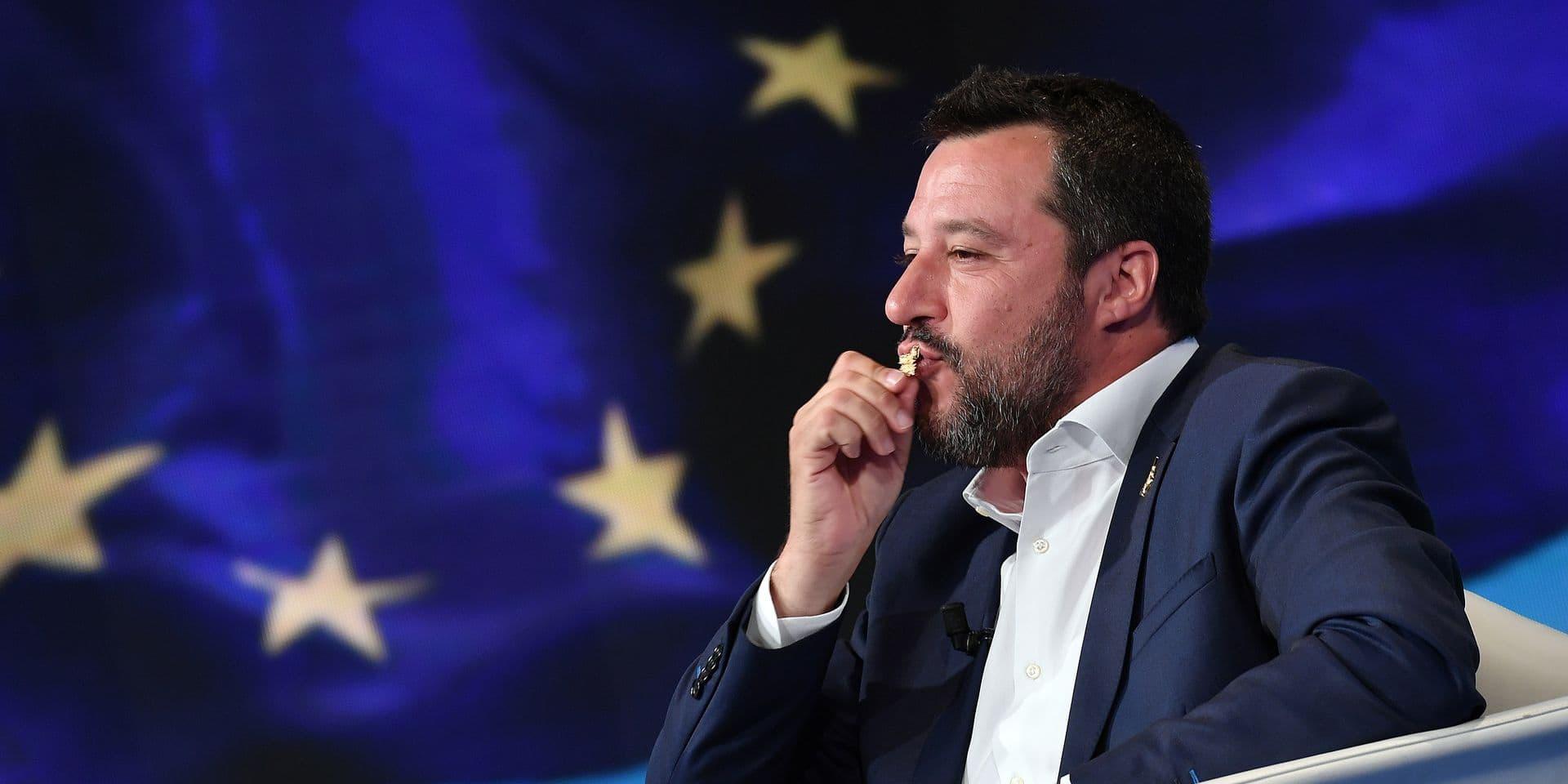 Scénario #3 : Une nouvelle sortie de l'Union européenne