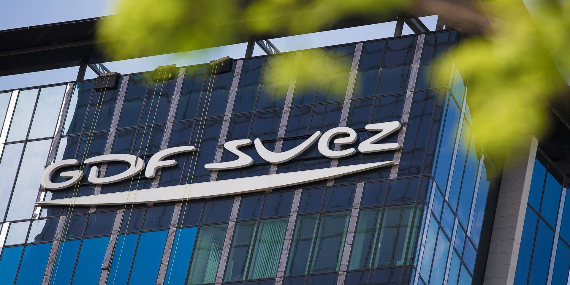 """Le patron de Suez ferme la porte à l'offre """"aberrante"""" de Veolia"""