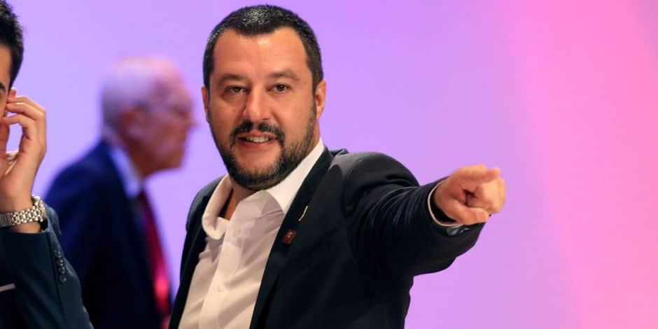 Quand un ministre luxembourgeois s'énerve contre Matteo Salvini à propos de l'immigration