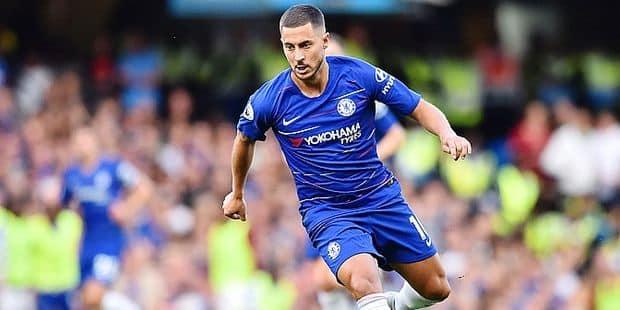 Chelsea veut prolonger Hazard et lui offrir un salaire exceptionnel - La Libre