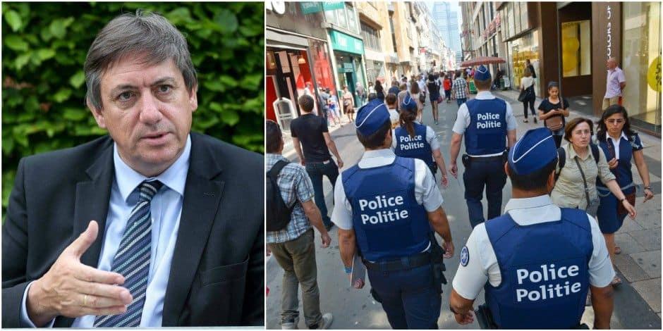 Les policiers belges font quotidiennement du profilage ethnique, Jan Jambon réagit