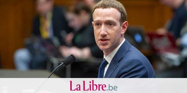 Facebook bloque 30 comptes avant les élections — USA
