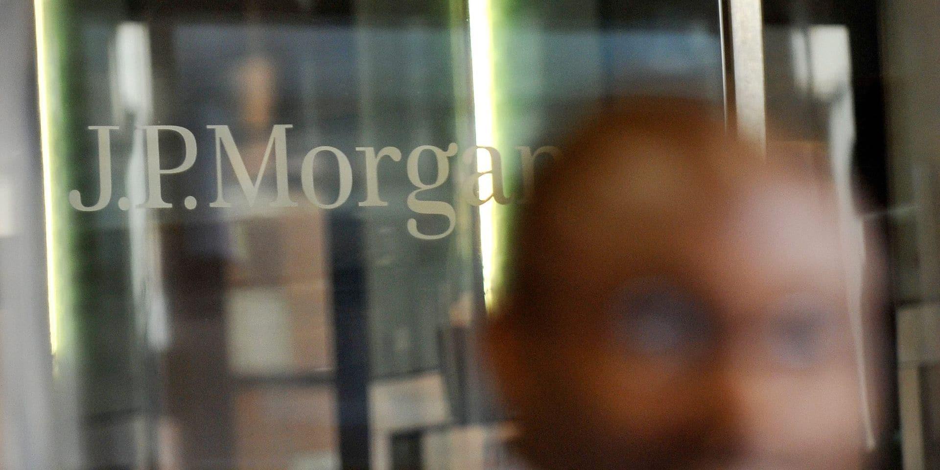 Coronavirus: JPMorgan Chase suspendrait son dividende en cas de récession sévère