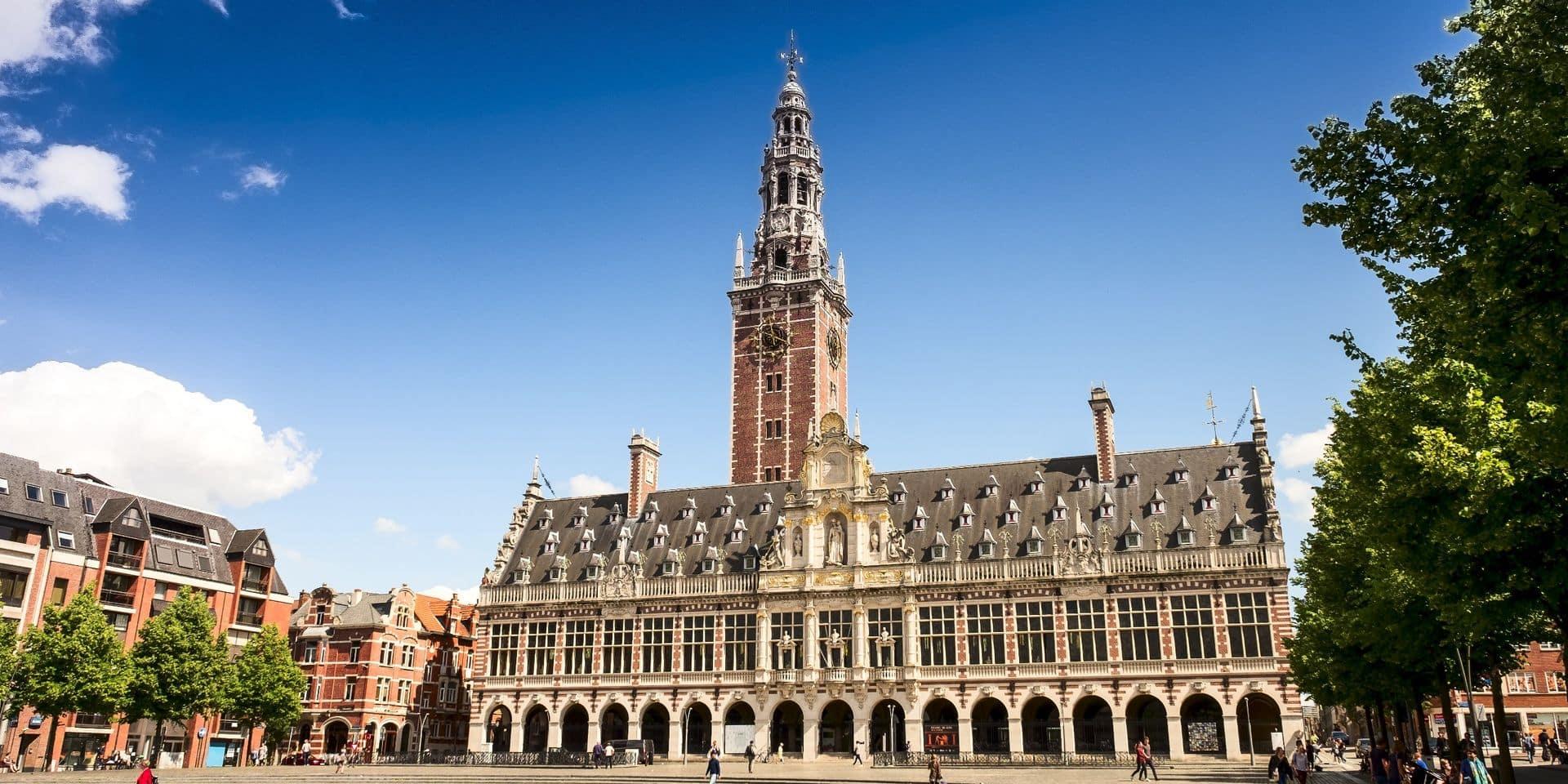 La KU Leuven démarre une nouvelle enquête disciplinaire, suite au décès d'un étudiant lors d'un baptême