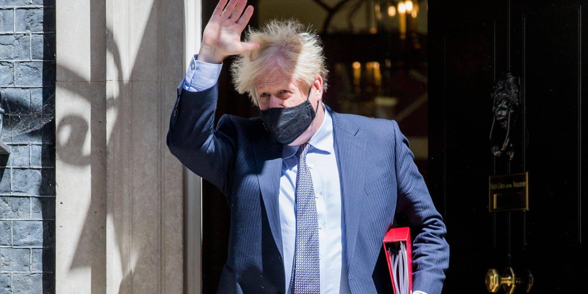 Opération séduction pour Boris Johnson à l'occasion du premier G7 post-brexit
