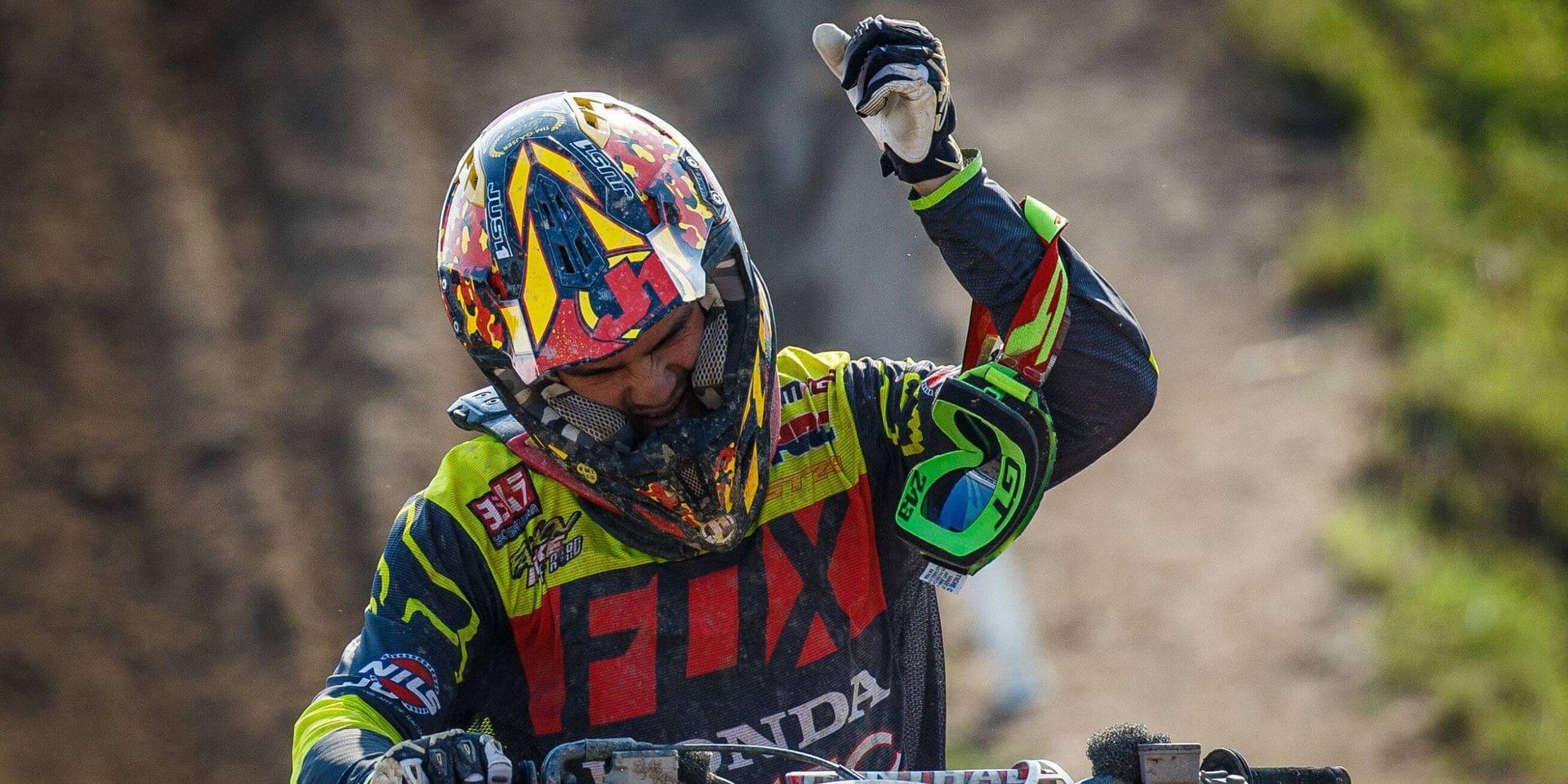 Championnat du monde de motocross: Tim Gajser remporte la première course en Lettonie, théâtre de la reprise du motocross