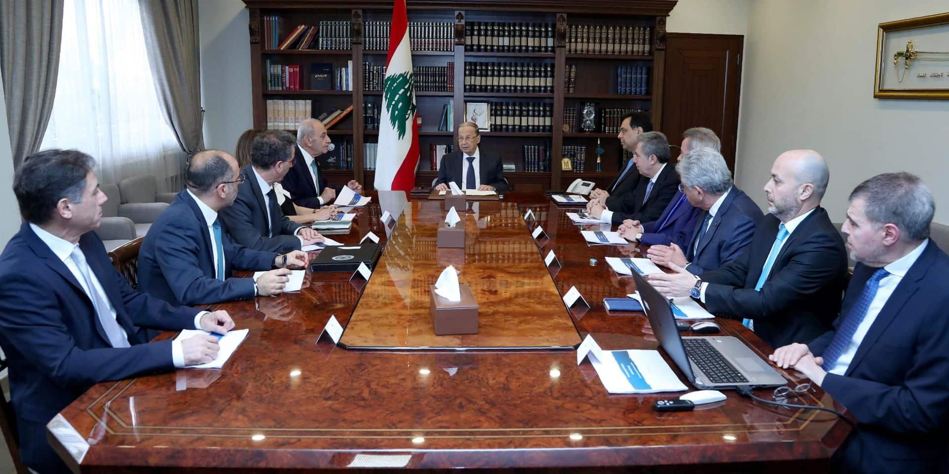 """Le Liban annonce le premier défaut de paiement de son histoire: """"Nos réserves en devises ont atteint un niveau inquiétant"""""""