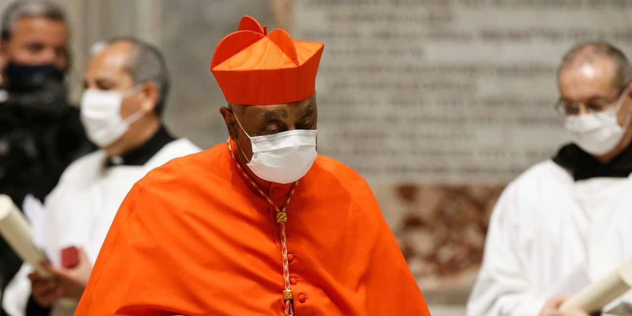 Wilton Gregory, le premier cardinal noir américain du Vatican