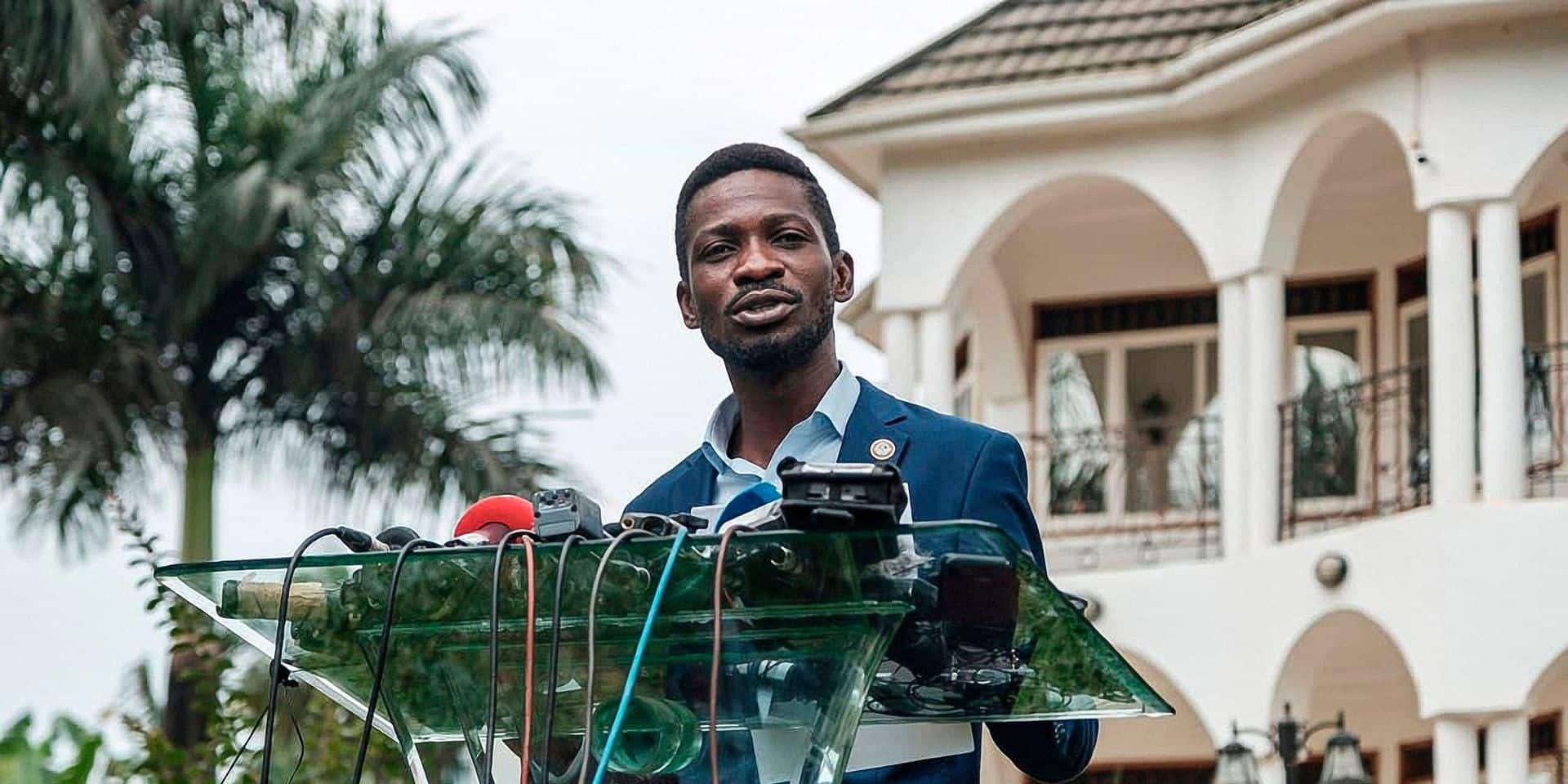 Ouganda: l'opposant Bobi Wine conteste l'élection présidentielle devant la justice