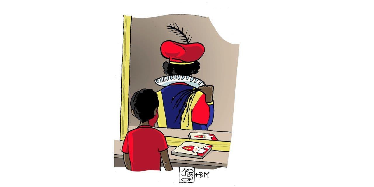 Père Fouettard : ne pas laisser à la portée des enfants