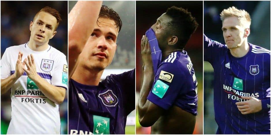 Grand ménage à Anderlecht: 22 joueurs sur le départ! - La Libre