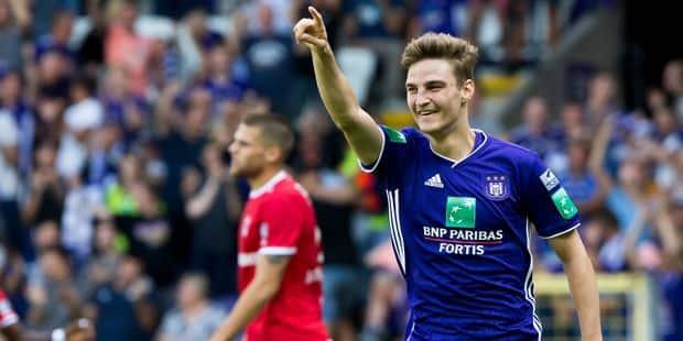 Anderlecht perd deux points en toute fin de rencontre et partage contre l'Antwerp (1-1) - La Libre