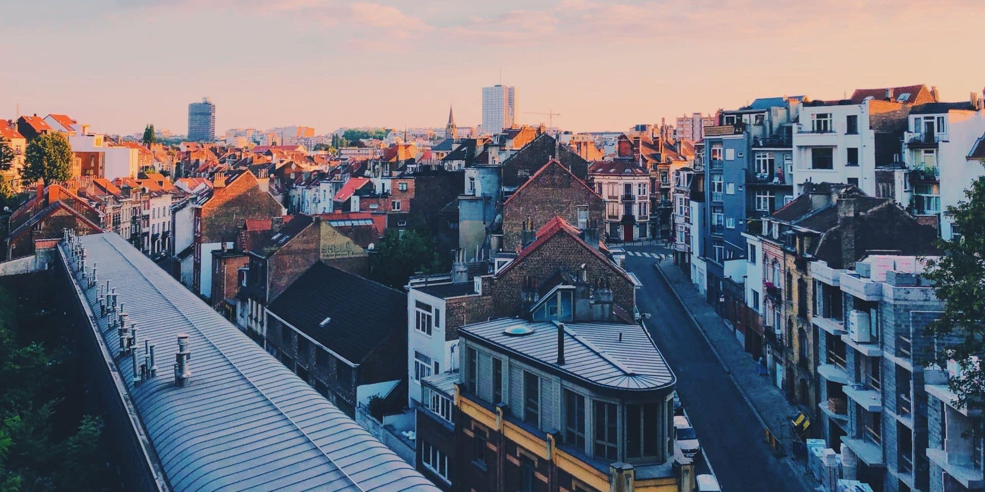 Bruxelles: la carte interactive du prix de l'immobilier, rue par rue