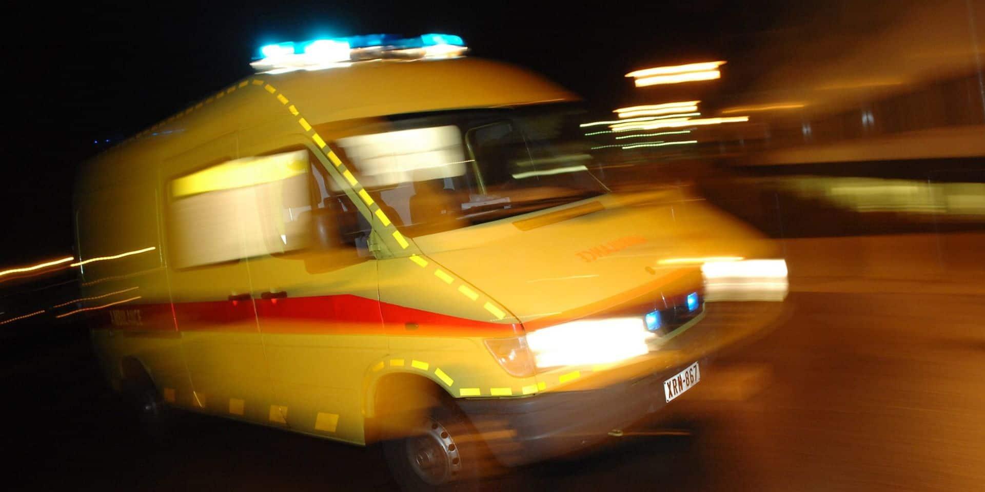Une jeune fille grièvement blessée après avoir été renversée par une voiture à Amay
