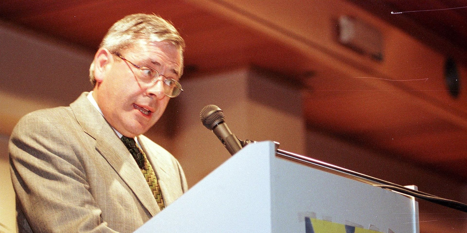 Décès de Joseph Maraite, ancien ministre-président de la Communauté germanophone