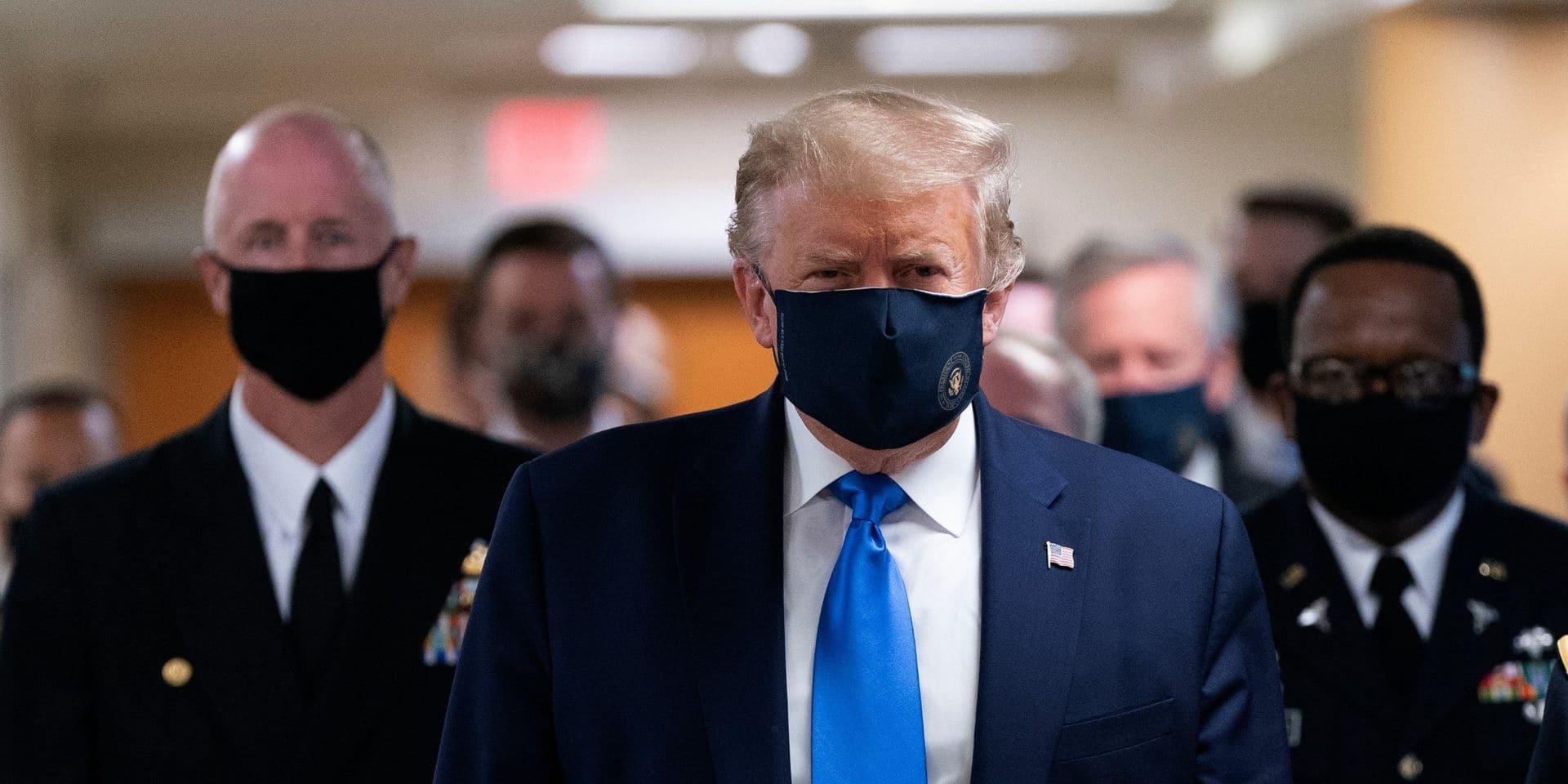 Coronavirus dans le monde: Trump persiste et signe, accords pour 90 millions de doses de vaccin supplémentaires en Grande-Bretagne