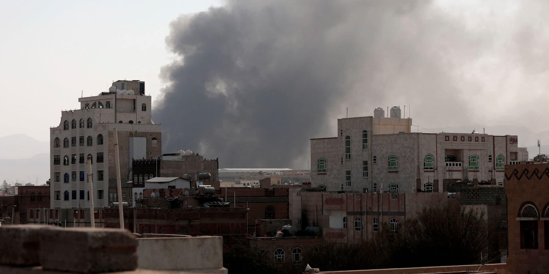 Yémen : les forces houthistes attaquent en force le territoire saoudien