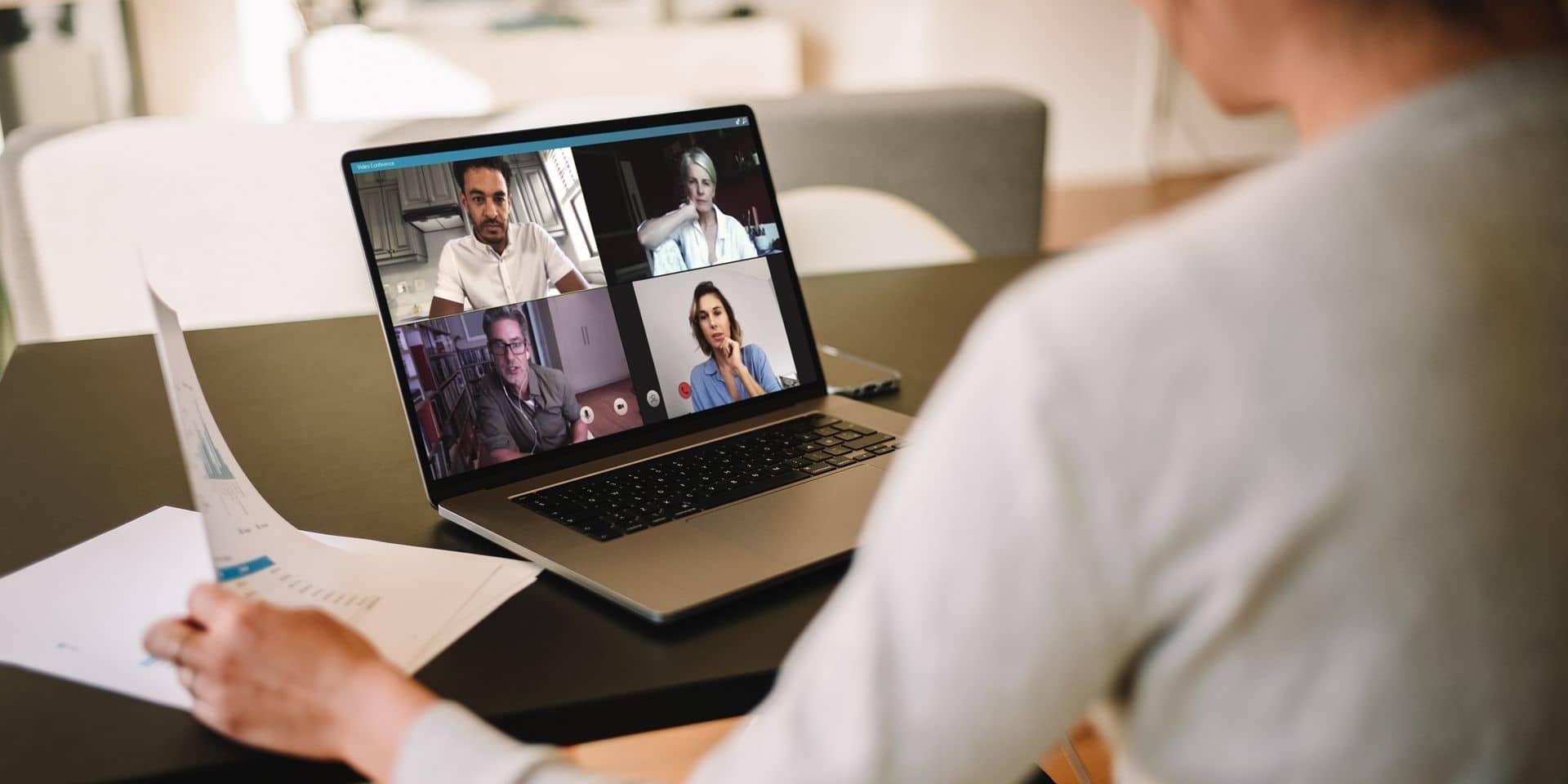 Coronavirus: les télétravailleurs se disent plus productifs, leurs patrons ne sont pas convaincus