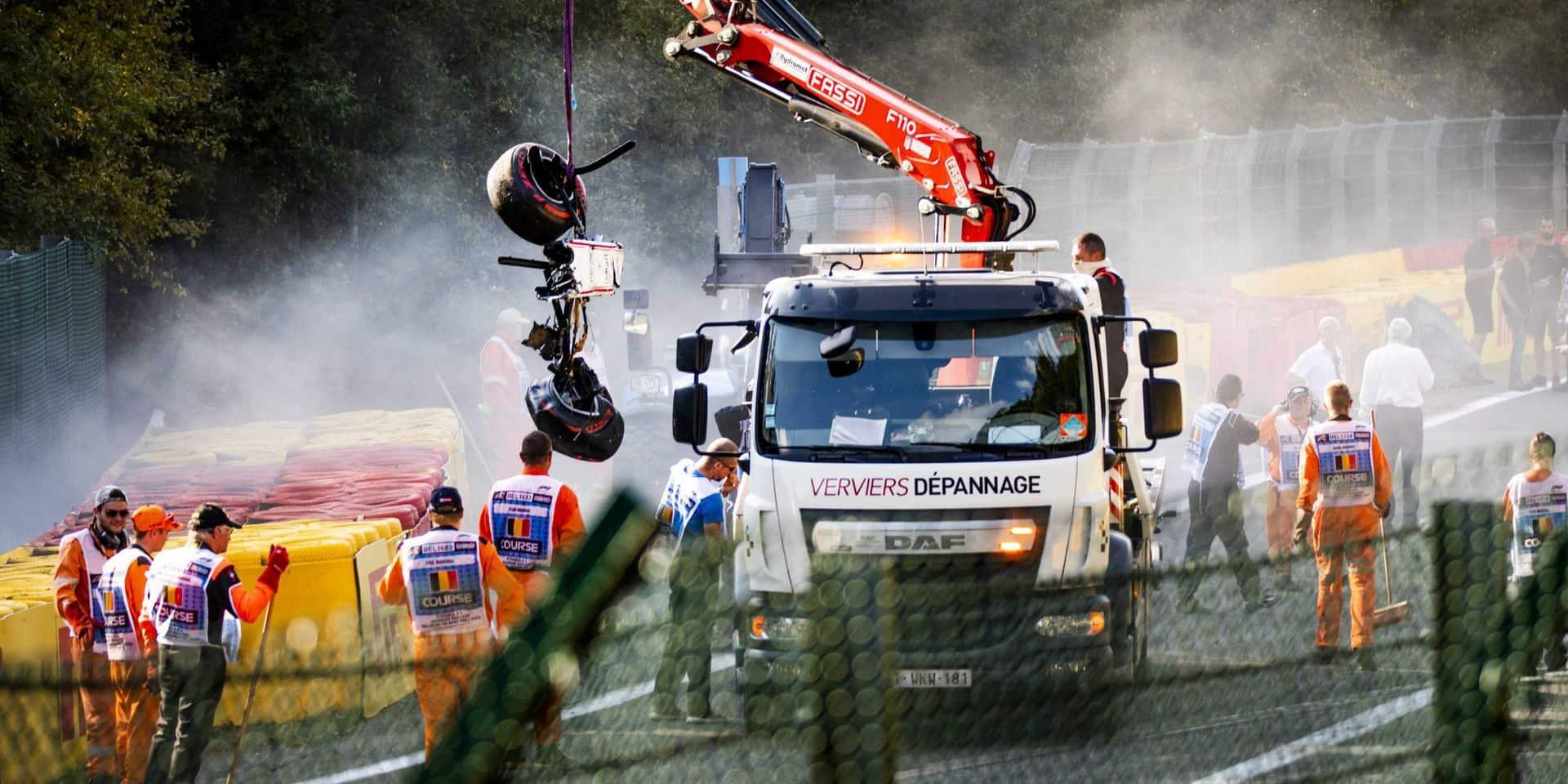 Effrayant crash en Formule 2 à Spa-Francorchamps: le pilote Anthoine Hubert est décédé