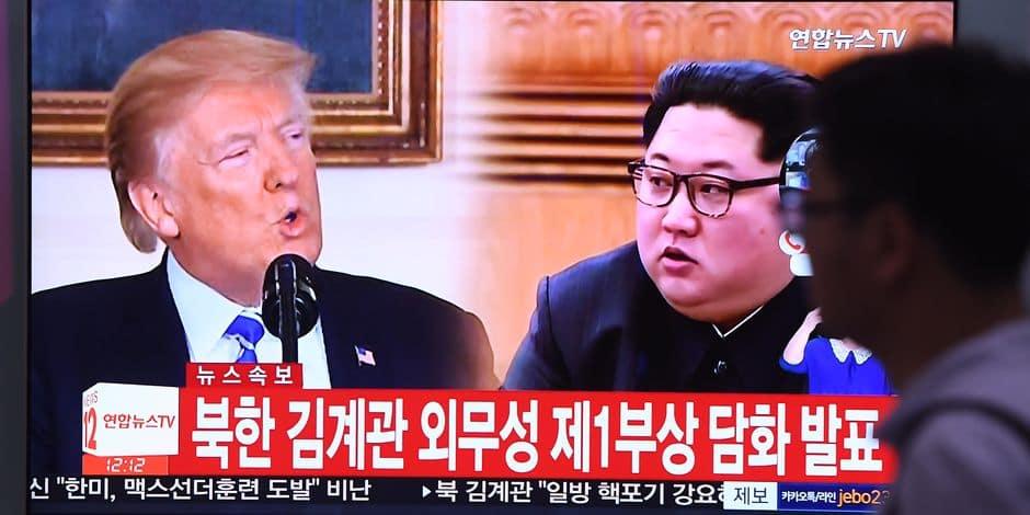 Le bras droit de Kim Jong-un rencontre Donald Trump