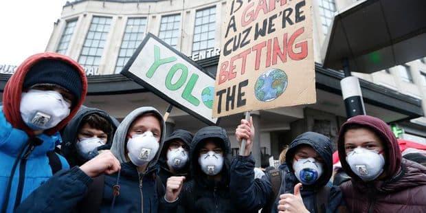 Ma lettre aux jeunes manifestants pour le climat