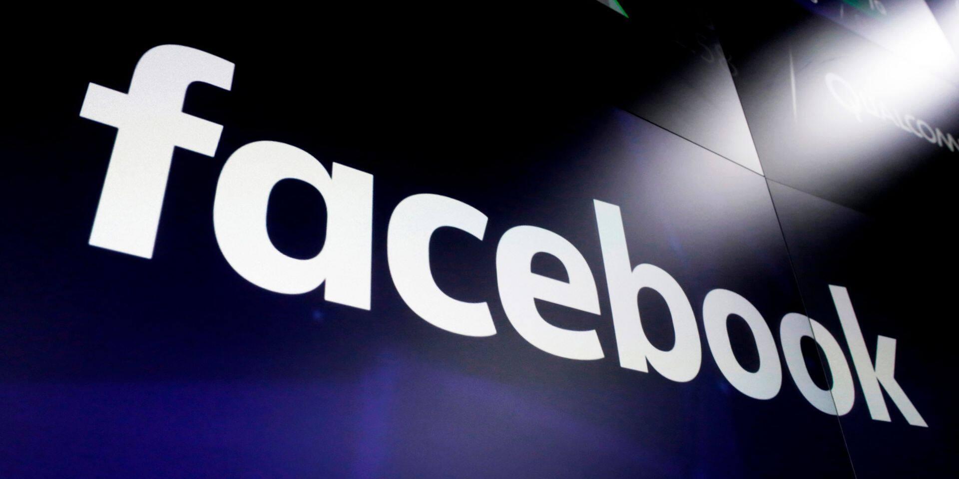 Le ministère de la Santé australien cesse toute publicité sur Facebook