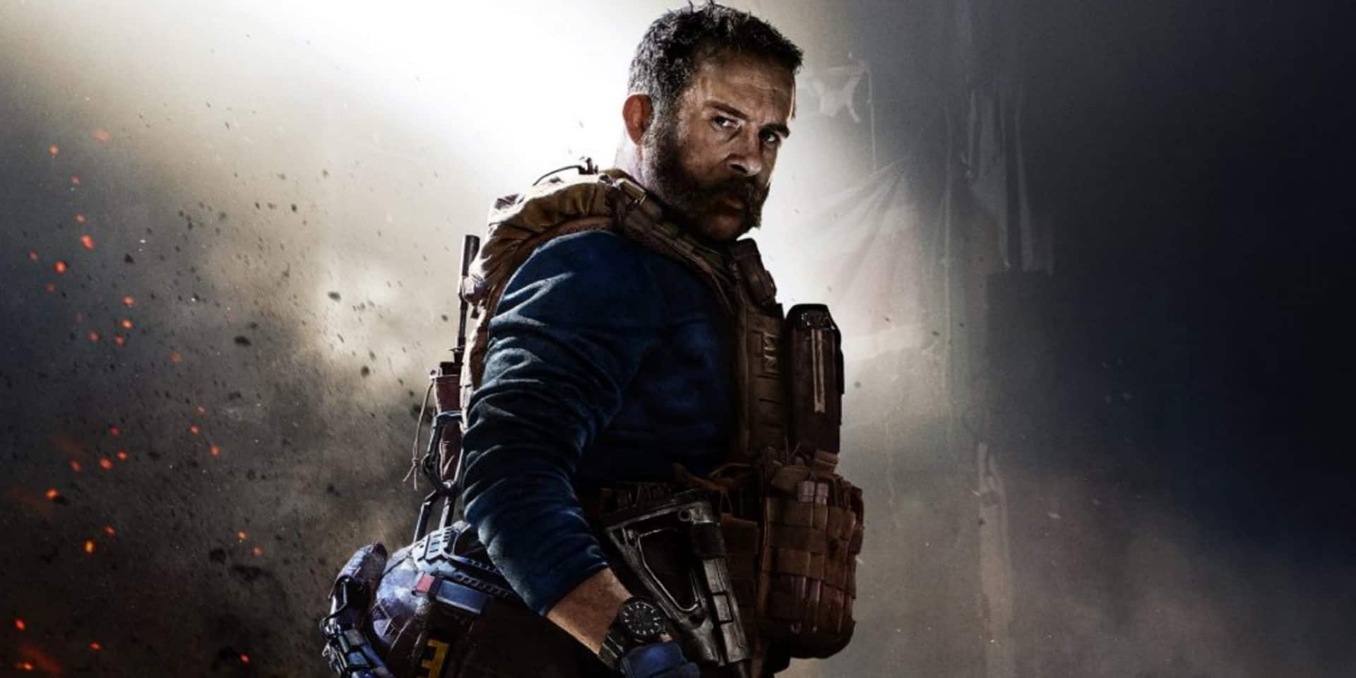 En Russie, le dernier opus du jeu Call of Duty fait scandale