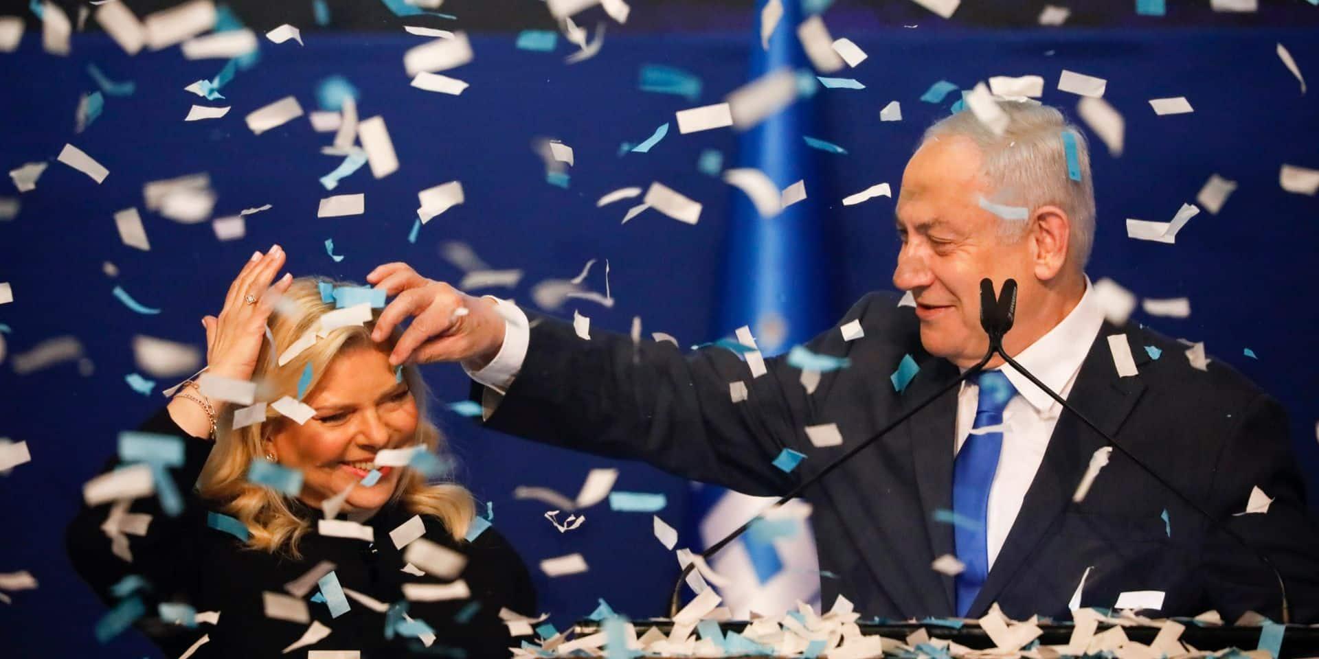 Après deux essais infructueux, Netanyahu pourrait bien avoir réussi son pari et rester au pouvoir