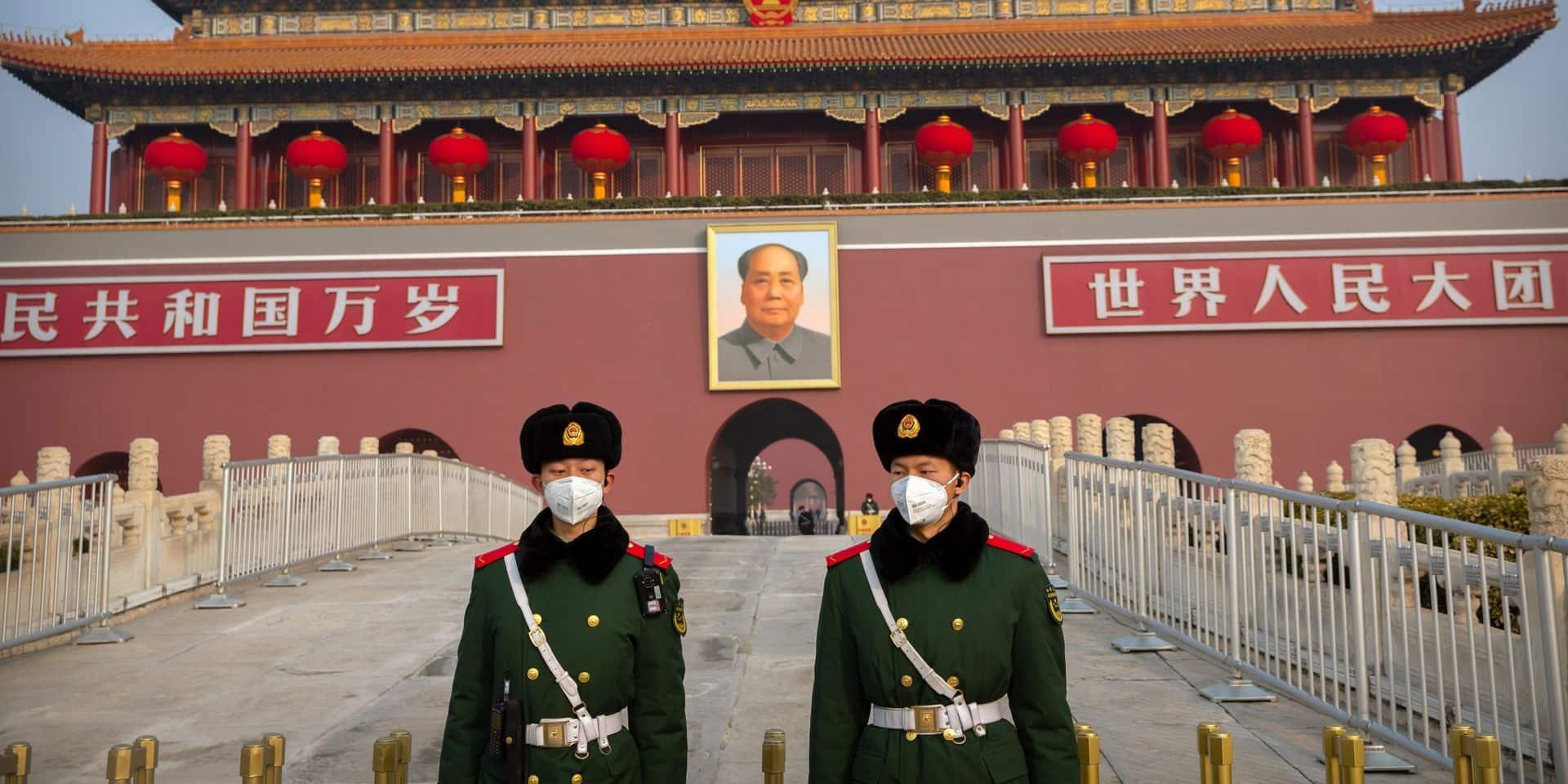"""Une employée de l'agence Bloomberg détenue en Chine pour menace """"à la sécurité nationale"""""""