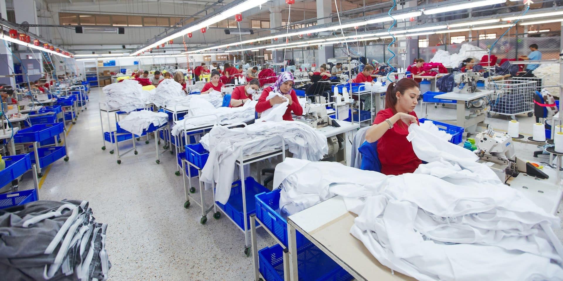 Fedustria demande des mesures de soutien pour les secteurs du textile, bois et ameublement