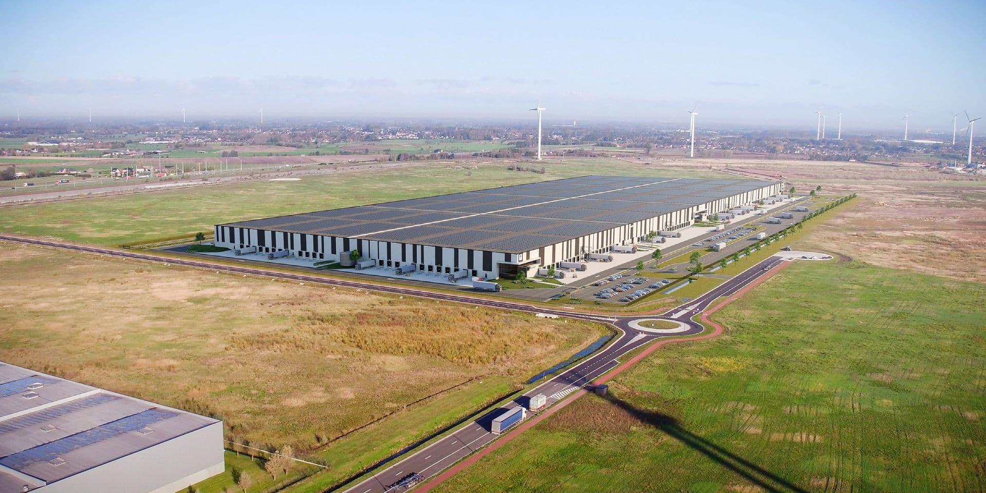 La crise sanitaire à dopé le marché de l'immobilier logistique en Belgique