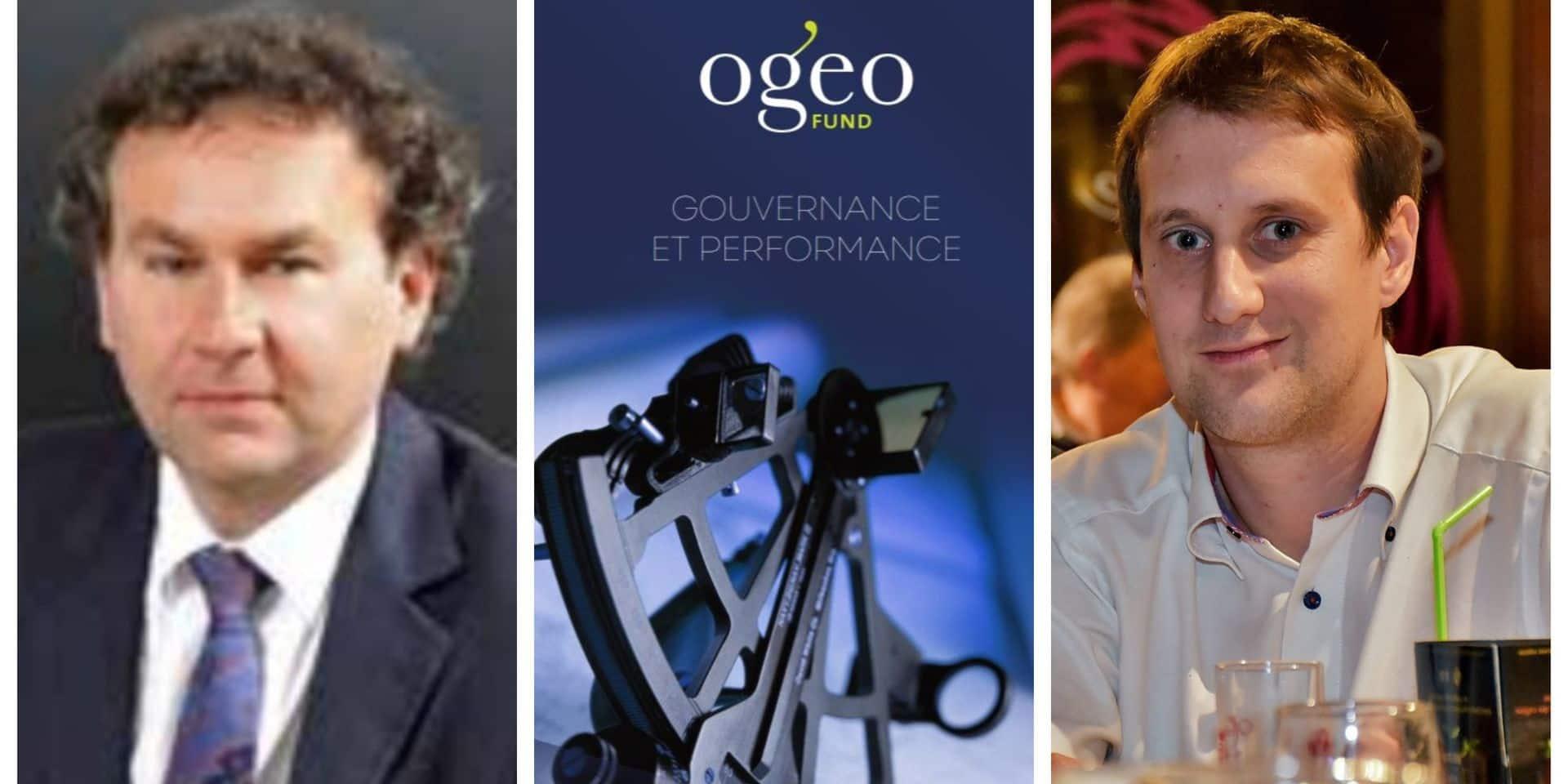 """Double licenciement chez Ogeo Fund: deux proches de Stéphane Moreau prennent la porte pour """"déficit constant dans la bonne gouvernance"""""""
