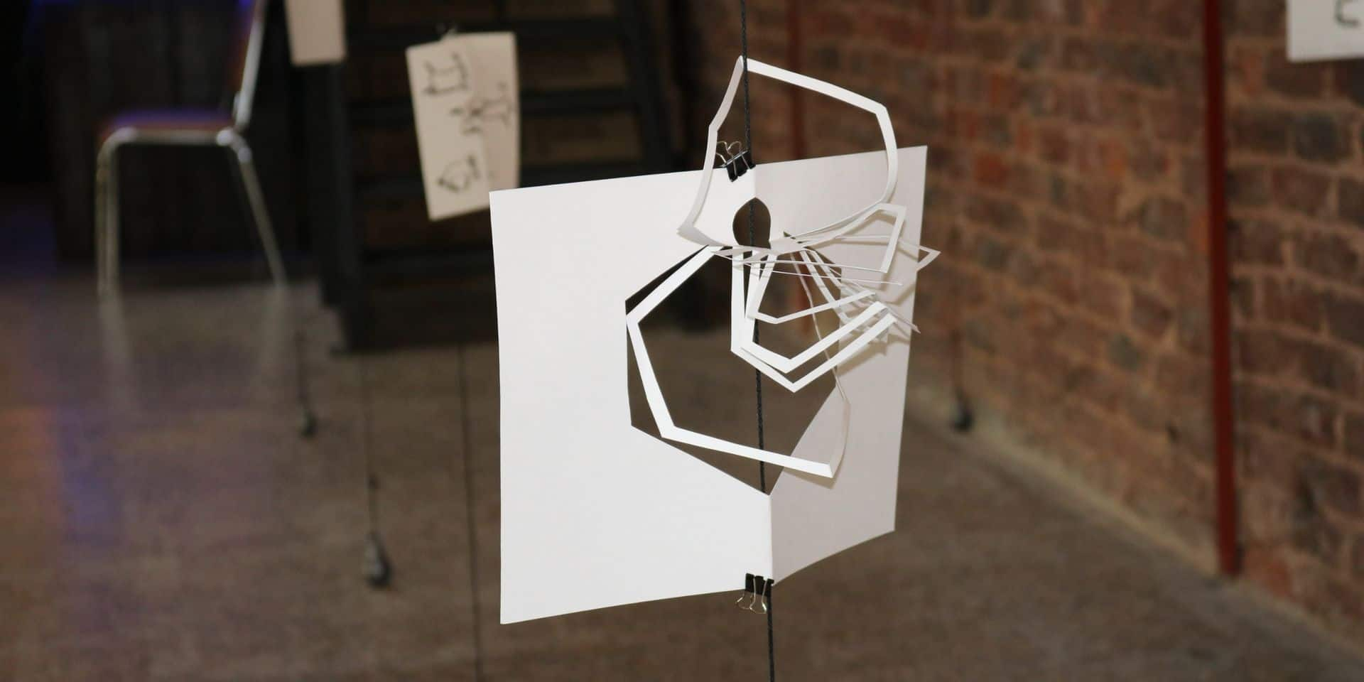 Les sculptins de Nicolas Alquin