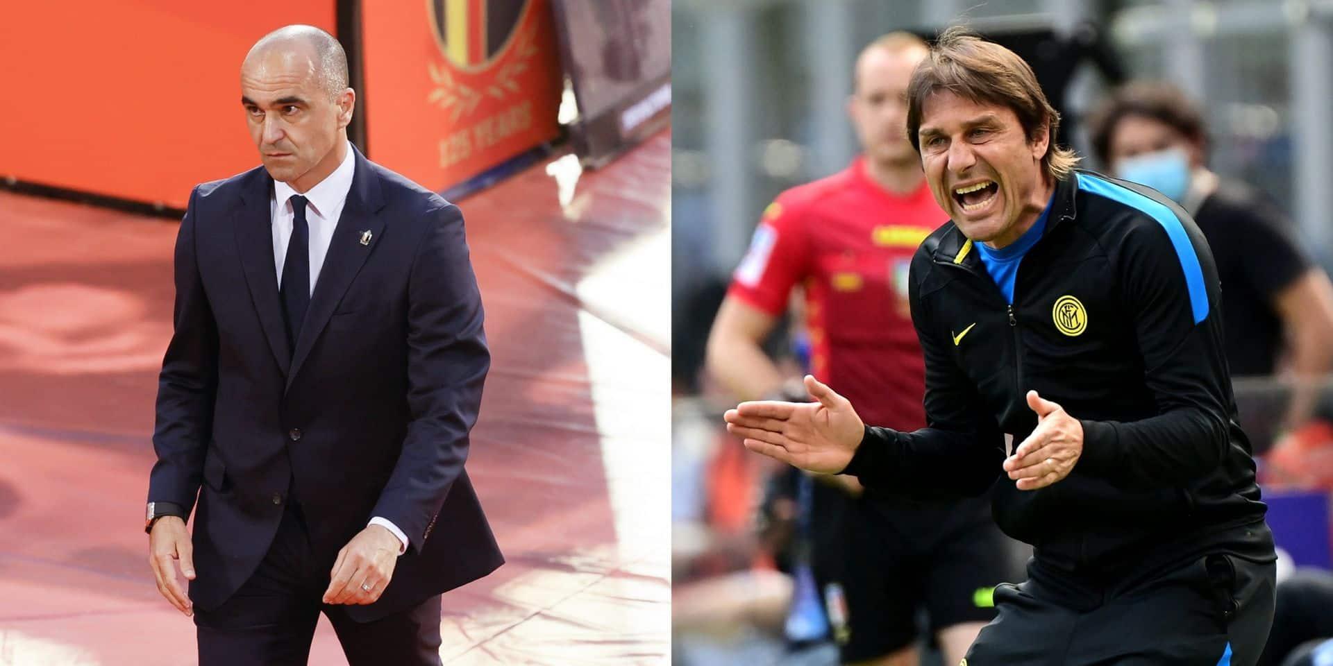 Martinez n'ira pas à Tottenham: Antonio Conte se dirige vers les Spurs