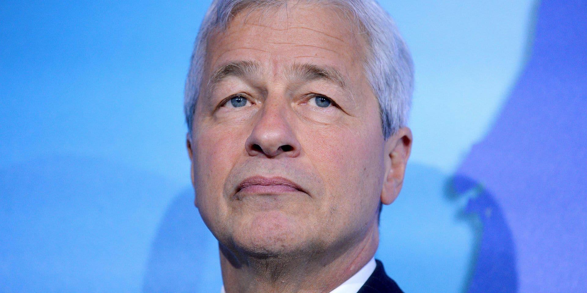 "Jamie Dimon, patron de JPMorgan Chase : ""Nous pouvons ressortir plus forts"""