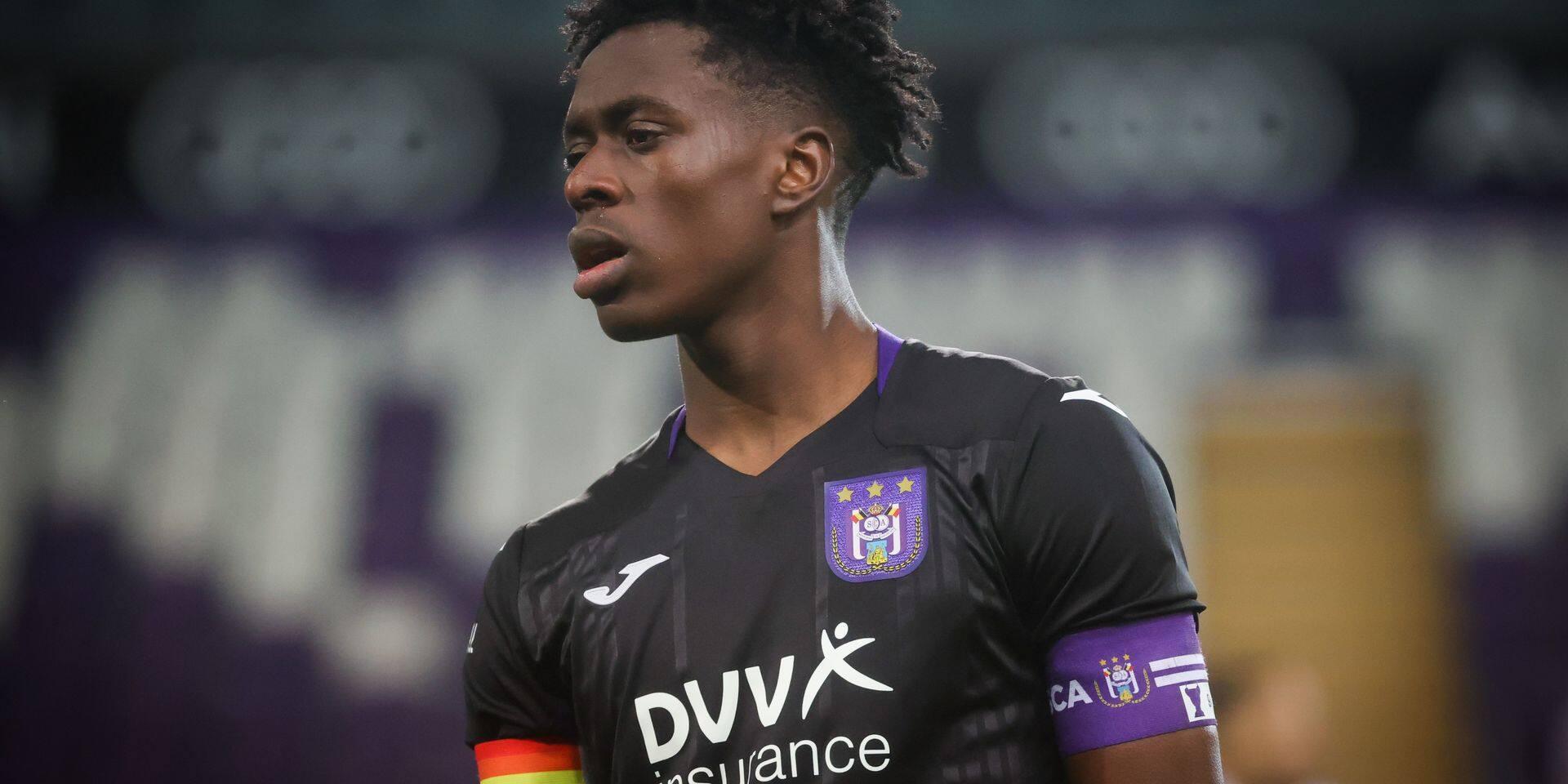 "Albert Sambi Lokonga: ""Aller à l'Euro ? J'y crois"""